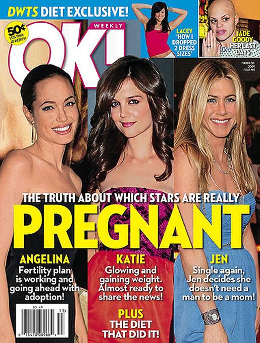 Pregnancy in the Media