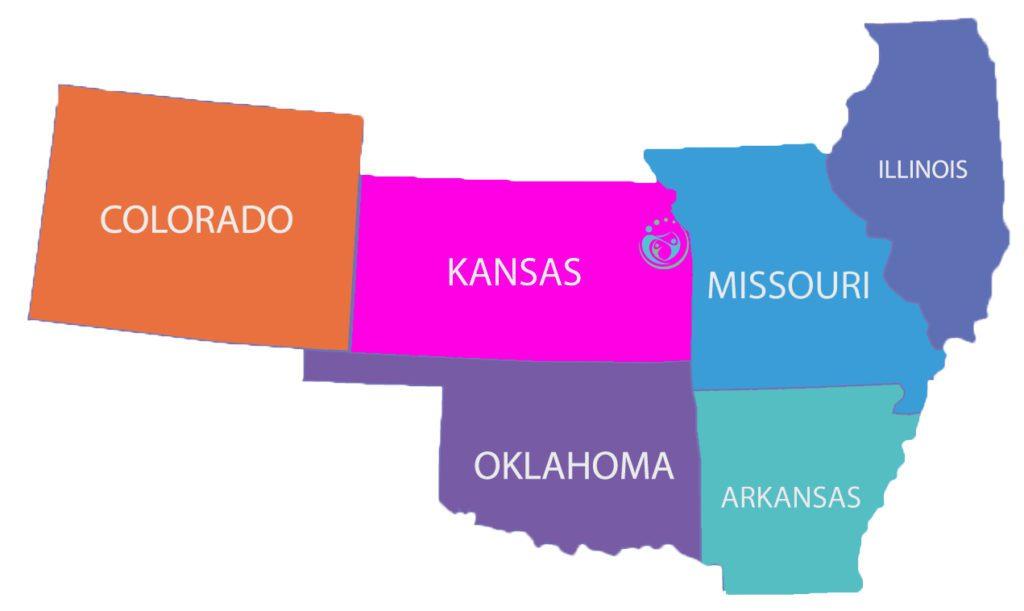 RRC Location Kansas City States Logo